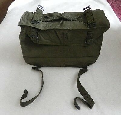 US Military Cargo Field Pack Bag M1945 Dated 1950 Government Issue OD New