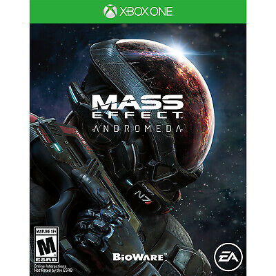 Mass Effect: Andromeda Xbox One [Brand New]