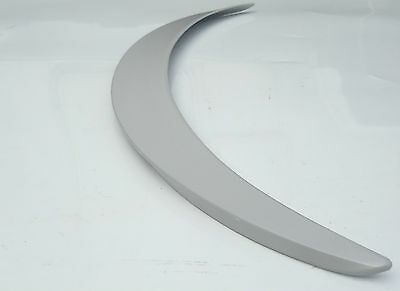Paintable rear boot trunk spoiler for Mercedes CLA class W117 2013+ AMG CLA45