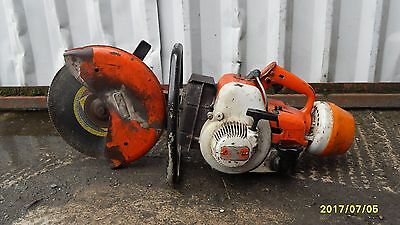 Stihl TS 350  DISC Cutter CONCRETE CUT OFF STONE SAW PETROL