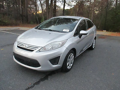 2011 Ford Fiesta S 2011 FORD FIESTA 5 SPEED MANUAL WITH WARRANTY
