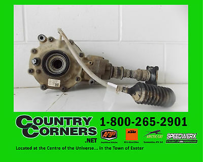 USED 07-11 Arctic Cat Rear Differential Assembly.(1502-402)