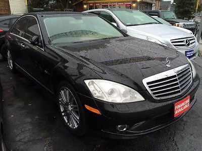 Mercedes-Benz: S-Class AMG Package Mercedes 2007 S550 with AMG option and Pano Roof