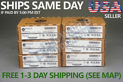 2017/2018 New Factory Sealed Allen Bradley 1769-Ia16 1769-1A16 /a Late Mfg Date