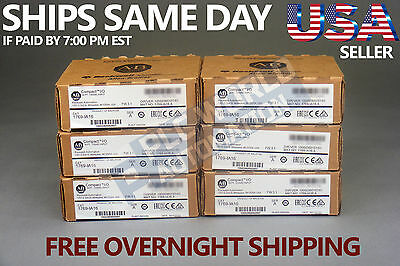 2018 *new Factory Sealed* Allen Bradley 1769-Ia16 1769-1A16 /a Free Next Day Air