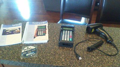 Worth Data Terminal Tricoder T64 With Lz 400 Scanner Manuals And Software