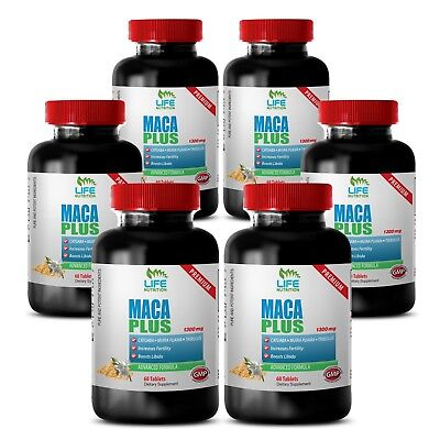 Maca Extract - Maca Premium 1275mg - Increase Sexual Performance for Male 6B