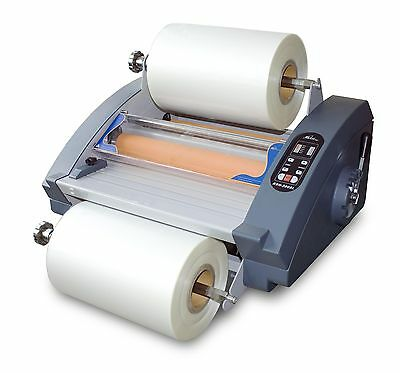 "15"" HOT Laminator RSH-380SL Royal Sovereign plus 4 FREE 12"" rolls + 3yr Warranty"