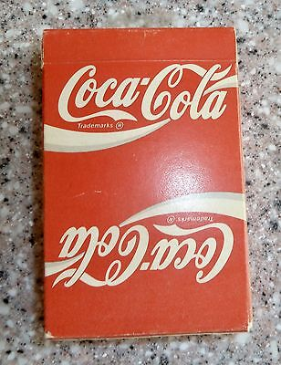 Coca Cola Playing Cards, 1983