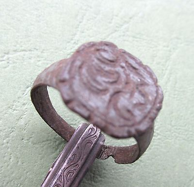Medieval Bronze Ring