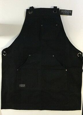 Hudson Durable Goods - Waxed Canvas Work Apron (HDG901)