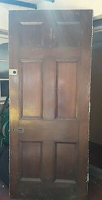 Oak door from Sopwith Suite in Kingston upon Thames.