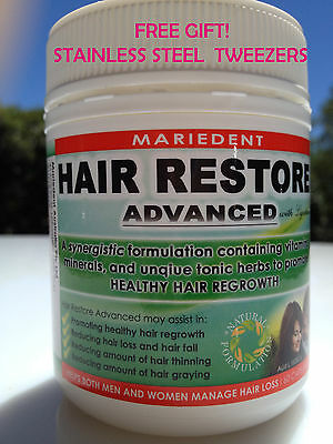 Mariedent Hair Restore Advanced Hair Loss Restore Hair Supplement 60 Capsules