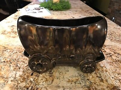 Shawnee Pottery Kenwood Covered wagon