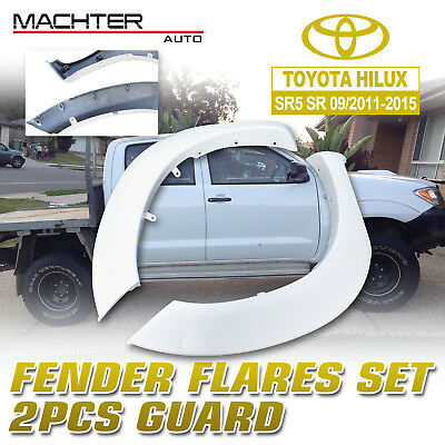 Toyota Hilux SR5 SR 2011-2015 Fender Flares Set Of 2pcs pieces Wheel Arch Guard