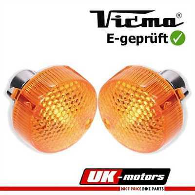 Pair Turn Signal Rear Left+Right Benelli Pepe 50 AC