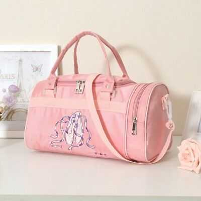 Dance Bag Ballet Jazz HipHop Cheerleading Musical Theater Dancer Pink Ballerina
