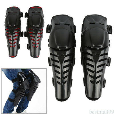 Motorcycle aults Racing Motocross Knee Pads Protector Guards Protective Gear ma9