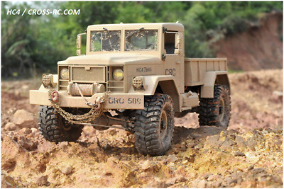 90100024 1/10 Military CROSS-TRUCK HC4 off-road two-stage four-wheel