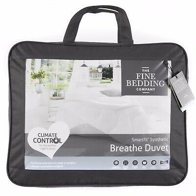Fine Bedding Company Luxury Breathe Duvet Climate Control 10.5 Tog Quilts