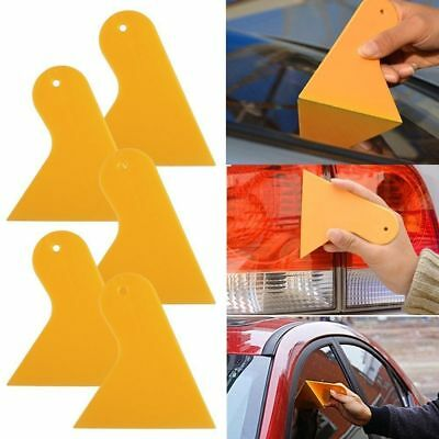 10pcs Car Window Tint Scraper Squeegee Wrapping Vinyl Film Cleaning Tool Kit Set