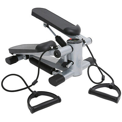 ISE Stepper Fitness Twister with Non-Slip Elastic Cords