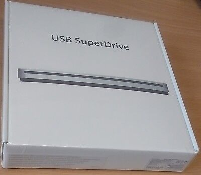 Apple USB SuperDrive with attached USB Type-A Connector cable (MD564ZM/A)