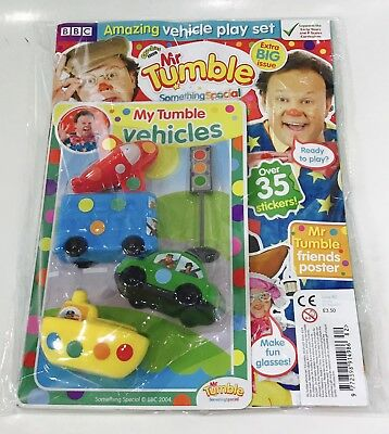 CBeebies Mr Tumble Something Special Magazine #82 - SPECIAL GIFT ISSUE!