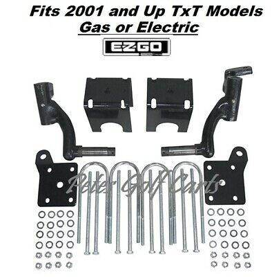 Ezgo Lift Kit 2001 and Up Gas or Electric TxT Models Golf Cart Parts