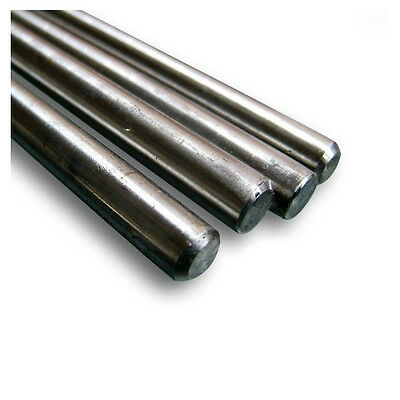 316 Grade Stainless Steel Round Bars Solid Rods All Sizes A4  Milling 6Mm - 20Mm