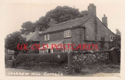 Sparrow Hill Cottage, Unidentified Real Photo