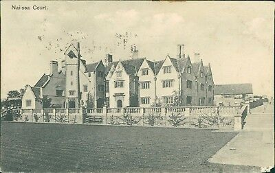 Nailsea Court, Somerset, Printed, 1910.
