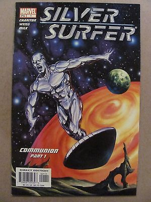 Silver Surfer #1 Marvel Comics 2003 Series 9.4 Near Mint