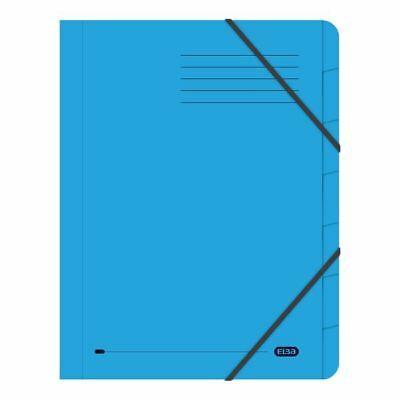 Elba Strongline 7 Part Blue File Pack of 5 100090169[BX00500]