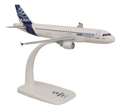 Airbus House Color A320-200 1:200 FlugzeugModell Limox Wings LX031 A320 neu