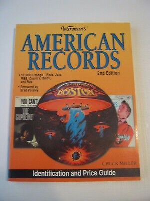 Warman's American Records: Identification and Price Guide, 2nd Edition 2004