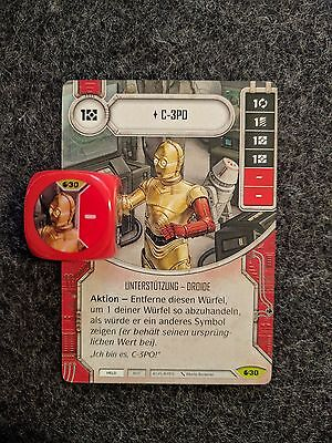 Star Wars Destiny C-3PO #30