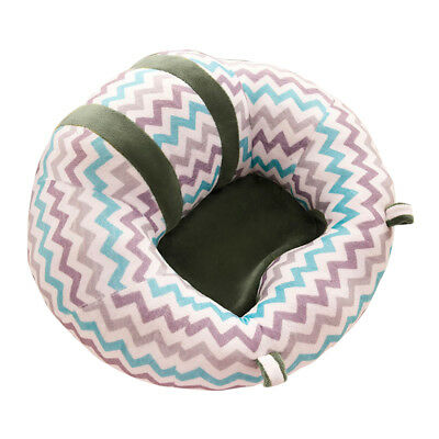 Cotton Baby Support Seat Soft Chair Car Cushion Sofa Plush Pillow Toys