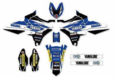 enjoy mfg Dekor-Kit Kemea MX2 Yamaha YZF 450 2017