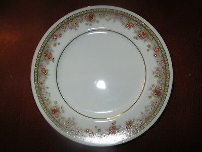 Noritake Ireland 2767 Morning Jewel Bread Butter Plate Multiple Avail 6 7/16""