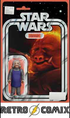 Marvel Star Wars #35 Action Figure Variant New/unread Bagged & Boarded