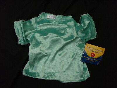 Build A Bear Statue of Liberty Costume Dress  New with Tag