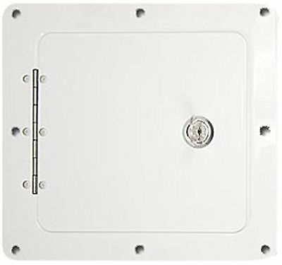 Ultra-Fab Products 48-979009 White Universal Access Door