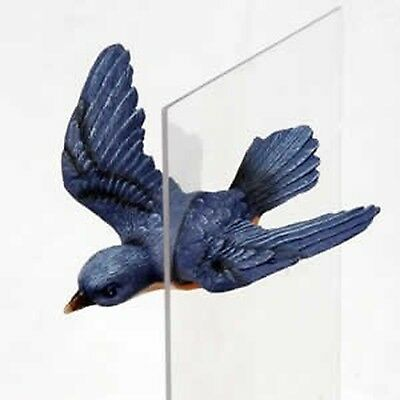 Clark Collection CC52005 Blue Bird Window Magnet