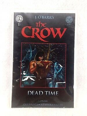 "The Crow ""Dead Time"" Comic Book By: J.O. Barr"