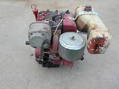 Briggs & Stratton Magnetron Stationary Motor, Located in Gunnedah NSW 2380
