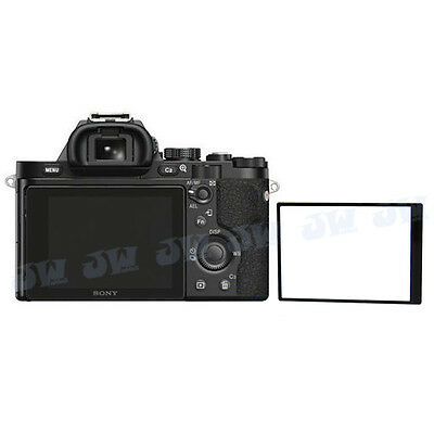 JJC Pro Hard LCD GUARD SCREEN PROTECTOR FOR SONY A7/ A7R / A7S as SONY PCK-LM16