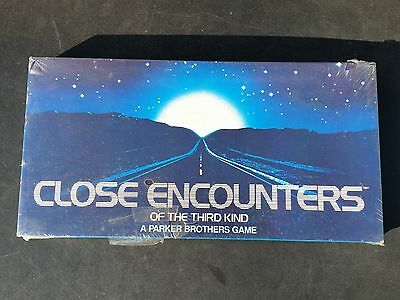 Close Encounters of the Third Kind 1978 Parker Brothers board game #25 sealeD