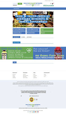 Magento Ecommerce Store - 1yr hosting SSL, customisation, choice of template