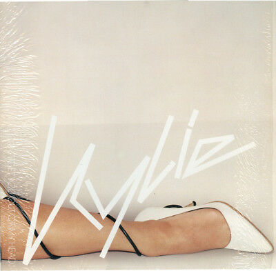 """Kylie Can't Get You Out Of My Head 12"""" Vinyl Single 2001 Original Release"""